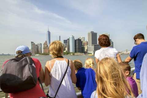 New York City: Statue of Liberty Cruise Skip-The-Box-Office