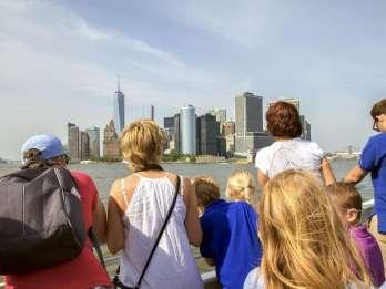 New York: Bootsfahrt zur Freiheitsstatue mit Vorzugsticket