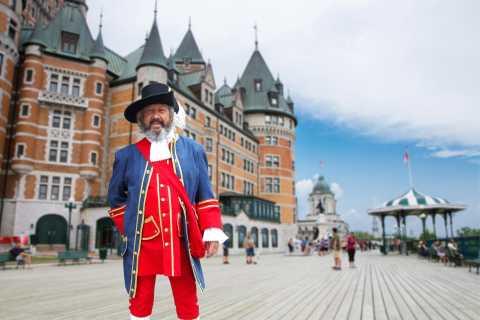 Quebec City: Guided Visit of Fairmont Le Château Frontenac