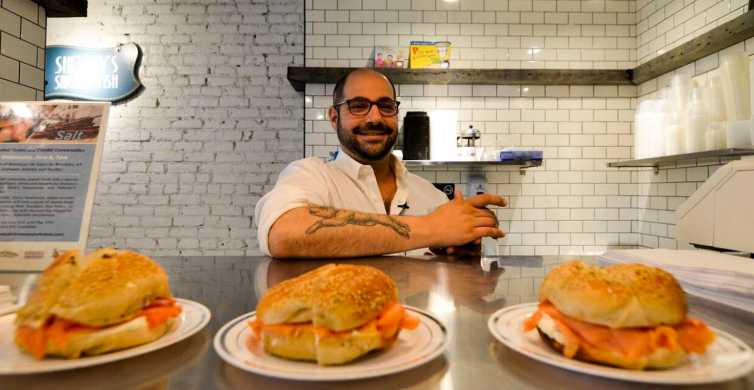 Lonely Planet: tour gastronómico grupo reducido por Brooklyn