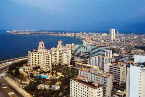 Havanna: Stadtrundfahrt