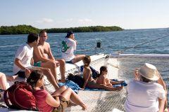 Cruzeiro para Cayo Blanco com Observação de Golfinhos