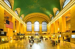 New York: Selbstgeführte Audiotour im Bahnhof Grand Central