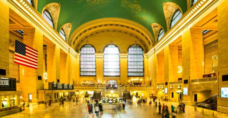 Grand Central Terminal Official Self-Guided Audio Tour