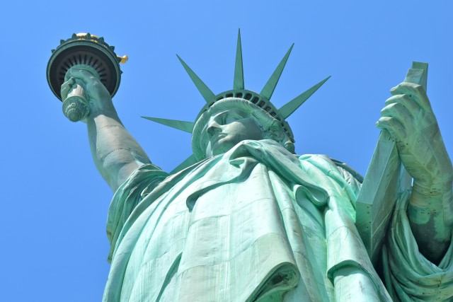 Statue of Liberty: Pedestal Express and Ellis Island