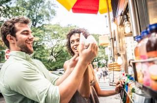 New York: Street-Food-Tour durch Manhattans Gourmet-Welt