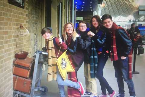London: Harry Potter & Fantastic Beasts with Platform 9 ¾