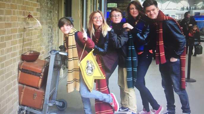 Londres: Harry Potter y Animales fantásticos con andén 9 ¾