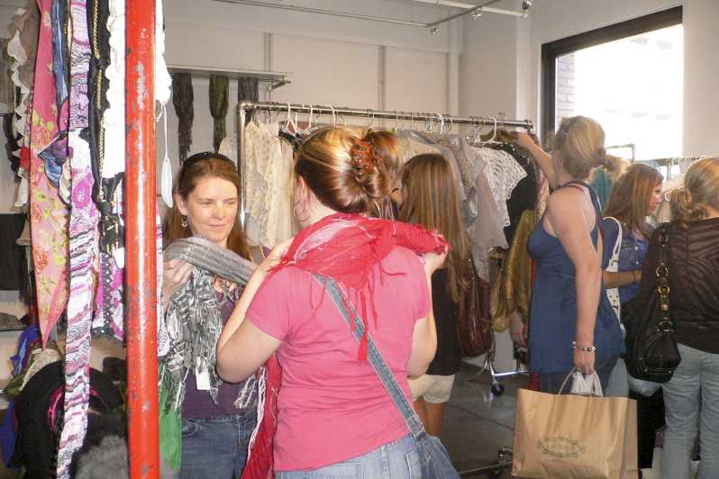 New York S Garment Center 3 Hour Insider Shopping Tour New York City United States Getyourguide