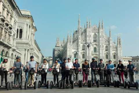 Historic Milan 3.5-Hour Afternoon Segway Tour