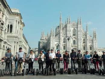 Historisches Mailand: Segway-Tour am Nachmittag