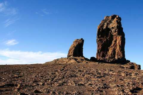 Guidad vandring till Roque Nublo och Gran Canarias toppar