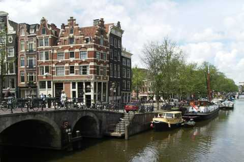 2.5-Hour Amsterdam Sightseeing Tour by Bike