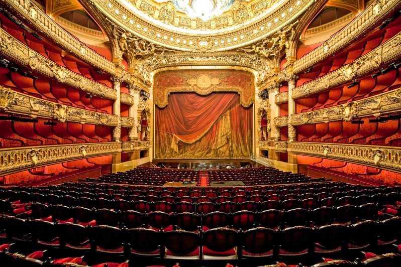 Opéra Garnier : billet d'entrée et visite en autonomie - Paris, France |  GetYourGuide