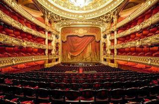 Paris: Besuch der Opéra Garnier ohne Guide