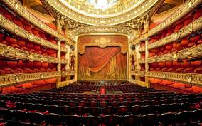 Self-Guided Visit to Opera Garnier