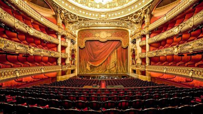 Self-Guided Visit to Opera Garnier