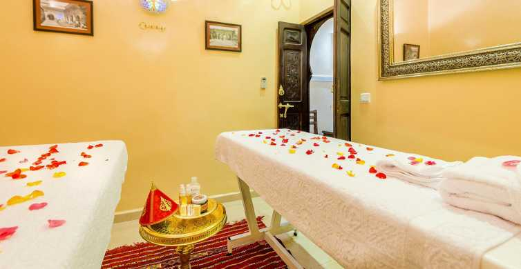 Marrakech: Hammam and Steam Relaxation Experience