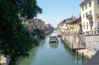 Mailand: 2 Stunden Segwaytour Geschichte und Navigli