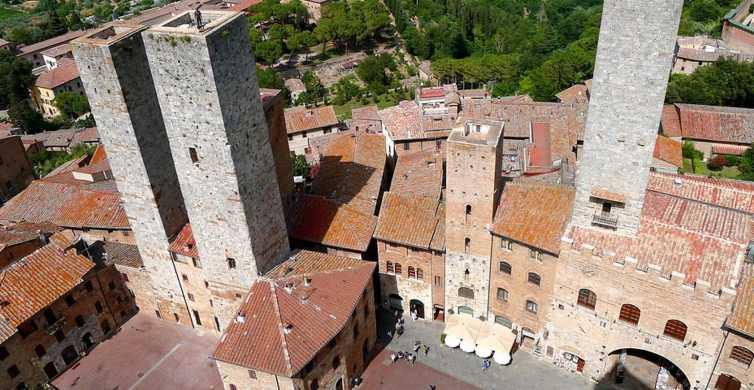 Florence: Chianti Villages, San Gimignano & Wine Roads