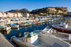De Marselha: Excursão a Aix-en-Provence e Cassis