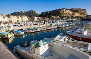 Ab Marseille: Aix-en-Provence und Cassis