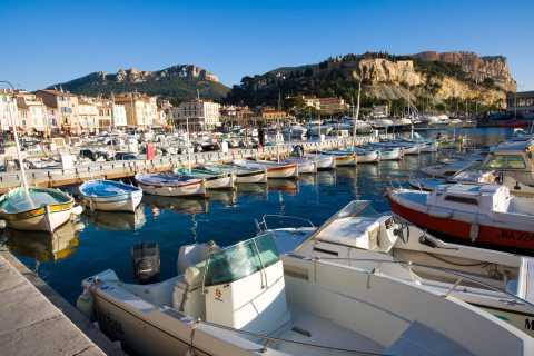 Vanuit Marseille: Aix en Provence & Cassis