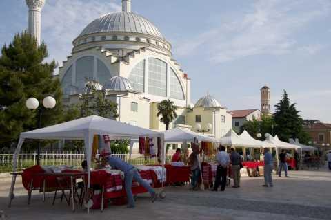 Visita al castillo de Shkodër Rozafa con guía local