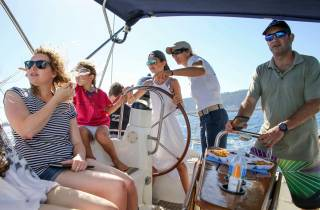 Barcelona: 1,5-stündige Wermut-Segeltour ab Port Vell