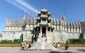 Ranakpur Jain Temple Private Excursion from Udaipur