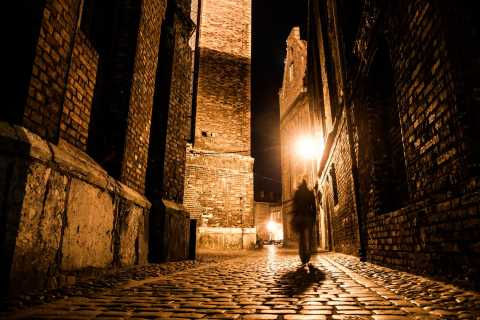 Prague After Dark Ghost Tour on Foot