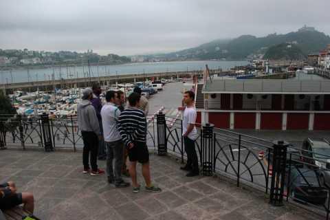 San Sebastián: 2-Hour Walking Tour with Pintxo and Drink