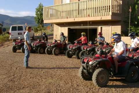 Las Vegas: Grand Canyon North Tour w/Polaris Ranger or ATV