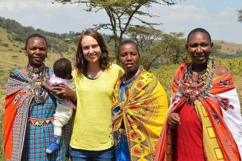 Nairobi: Women of the Maasai Mara Social Enterprise Tour