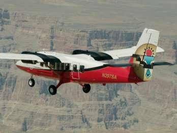 Grand Canyon: Entdeckertour per Flugzeug