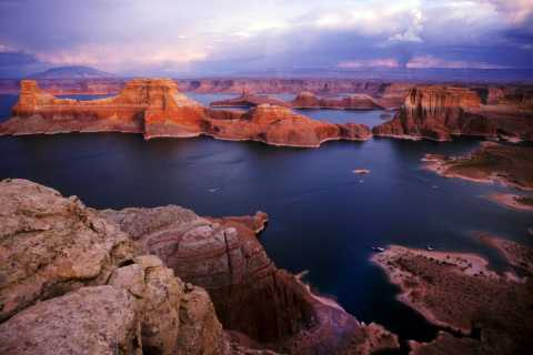 Page: Lake Powell & Horseshoe Bend 30–Minute Air Flight