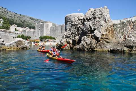 2 Tour Combo: Game of Thrones Walking Tour & Sea Kayak Tour