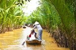 Mekong Delta Small Group W/ Vinh Trang Pagoda & Rowing Boat