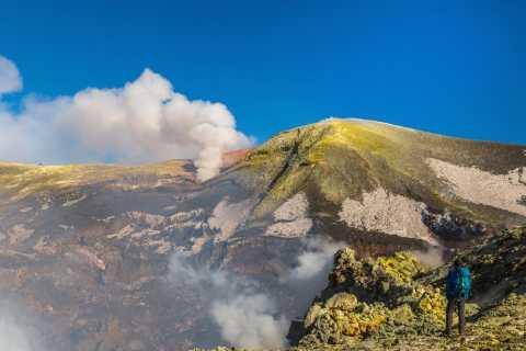 6-Hour Mount Etna Excursion