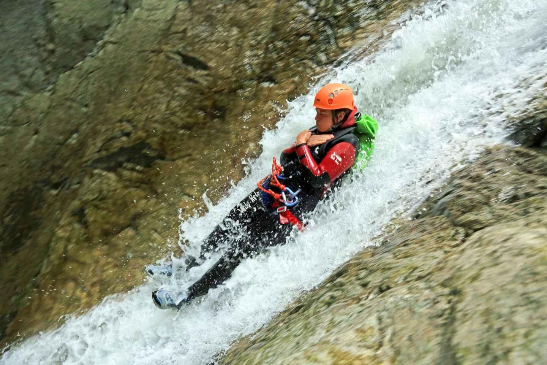 Ab Bocognano: Korsikas Richiusa-Canyon-Tour