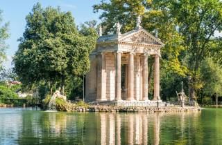 Villa Borghese: Familienspiel Tour