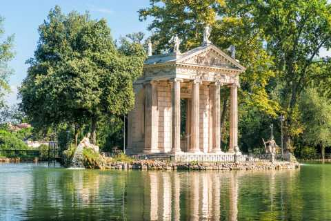 Villa Borghese Family Game Tour