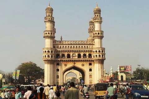 Tour Privado de Hyderabad con Charminar Mosque & Museum