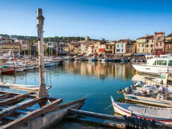 Ab Marseille: Cassis & Marseille - Panoramatour