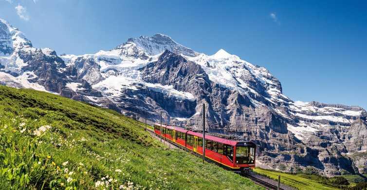 From Interlaken: Day Trip to Jungfraujoch - Top of Europe