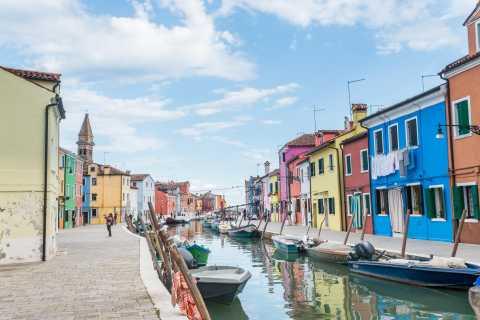 Veneza: Excursão Vidro e Renda de Murano e Burano