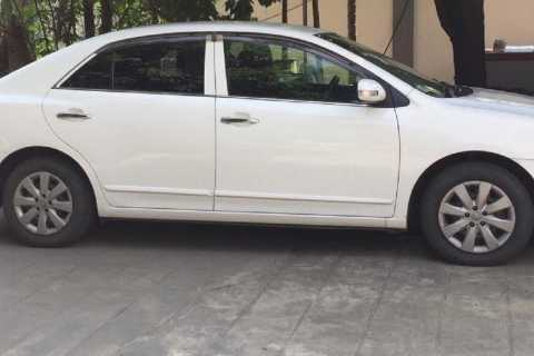 Yangon: Private Car with Driver