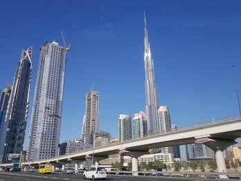 Dubai: Stadtrundfahrt und Burj Khalifa-Ticket