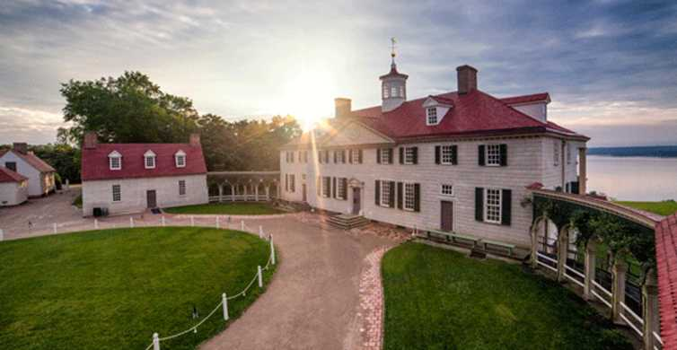 Ab Washington, D.C.: Mount Vernon & Old Town Alexandria
