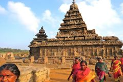 Mahabalipuram e Kanchipuram Private Caves & Temples Tour
